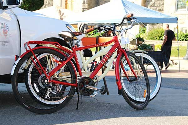 Bike it to the Market