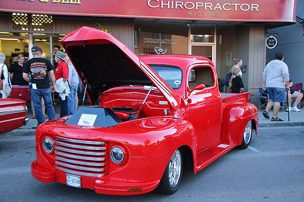 Rock'N Roll'N Classics Car Show