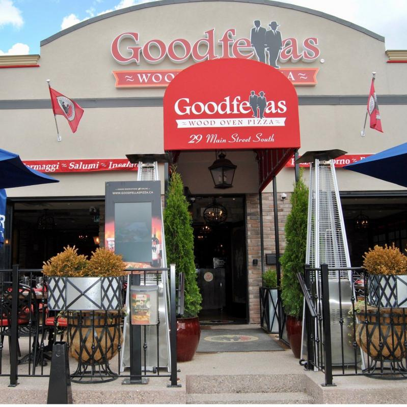 Goodfellas Wood Oven Pizzas