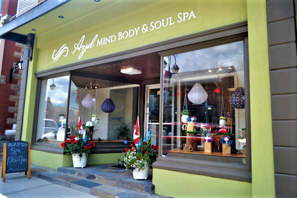 Azul Mind and Body Spa