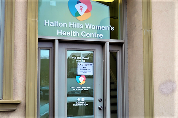 Halton Hills Women's Health Centre
