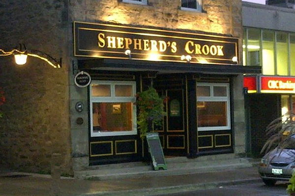 Shepherd's Crook Pub
