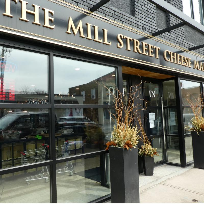 The Mill Street Cheese Market