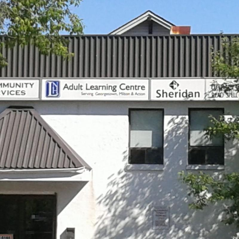 Adult Learning Centre (Literacy North Halton)